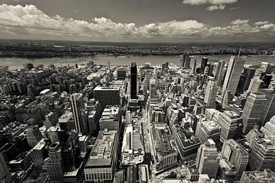 New York Husdon Poster