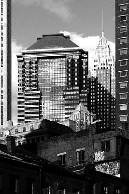 New York Jazz Poster