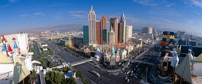 New York New York Casino, Las Vegas Poster by Panoramic Images