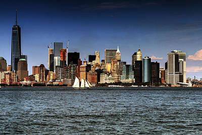 New York New York Poster by Tom Prendergast