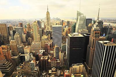 New York Poster by Svetlana Sewell