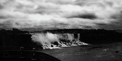 Niagara Falls - Small Falls Poster