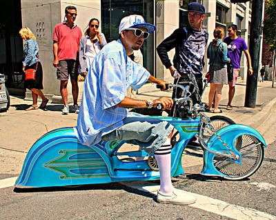 Nice Bike Poster