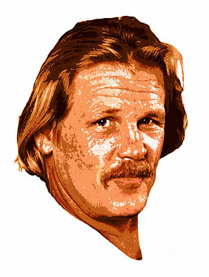 Nick Nolte Poster by Pd