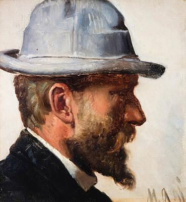 Niels Pedersen Mols Poster
