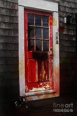 Nightmare Behind 108... Poster by Rene Crystal