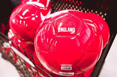 Nike Balls Poster