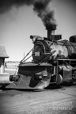 No. 489 Engine Poster