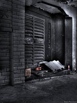 No Shelter Poster by Sarita Rampersad