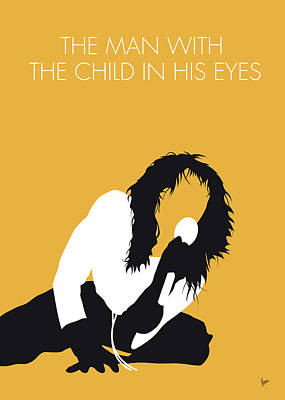 No104 My Kate Bush Minimal Music Poster Poster