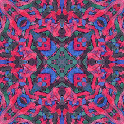Noise Soup -pattern- Poster