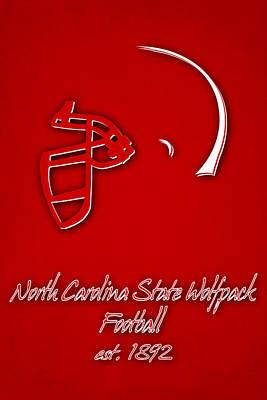 North Carolina State Wolfpack Poster