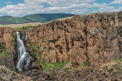 North Clear Creek Falls, Creede, Colorado 2 Poster