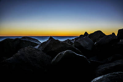 North Jetty 3 Poster by Pelo Blanco Photo