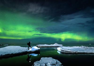 Northern Lights 1 Poster