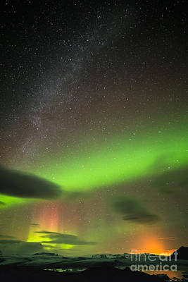 Northern Lights 8 Poster