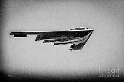 Northrop Grumman B-2 Bomber Poster by Rene Triay Photography
