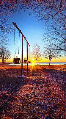 Nothing Has Been Without Purpose Poster by Phil Koch