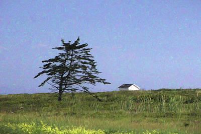 Nova Scotia Landscape Poster
