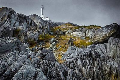 Nova Scotia's Rocky Shore Poster