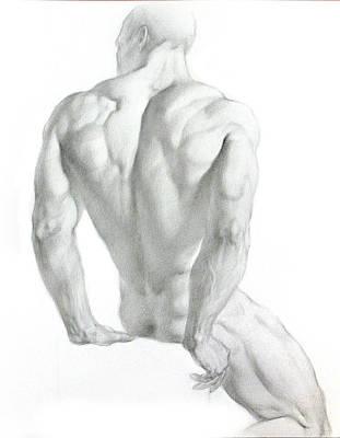 Nude 3 Poster by Valeriy Mavlo