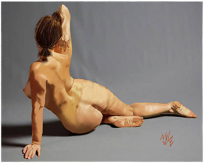 Nude Poster