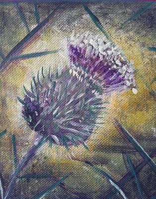 O' Flower Of Scotland Poster