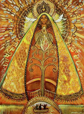 Yo Soy Virgin De La Caridad Poster