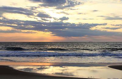 Ocean Dawn Poster
