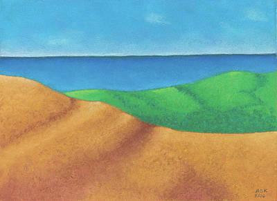 Ocean Daybreak Poster