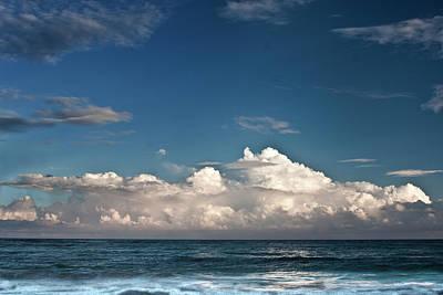 Ocean Horizon Poster