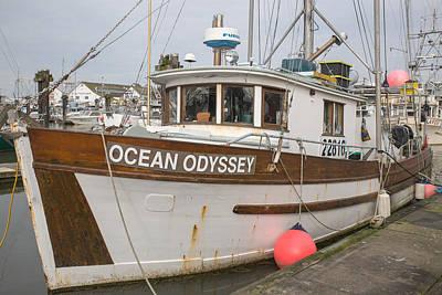 Ocean Odyssey Poster