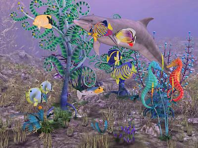 Ocean Spirits Poster