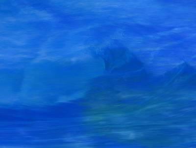 Ocean Storm Poster by Dan Sproul
