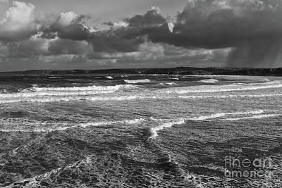 Ocean Storms Poster