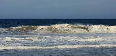 Ocean Wave - Jersey Shore Poster
