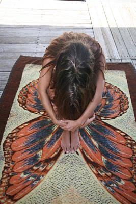 Ochopee Fl. Butterfly Poster