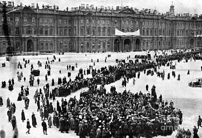 October Revolution, Storming Winter Poster