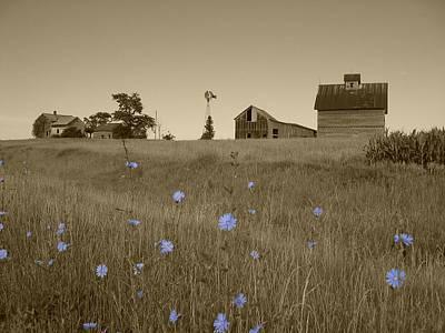 Odell Farm V Poster