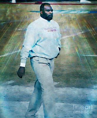 Odell Haggins Fsu Seminoles Poster
