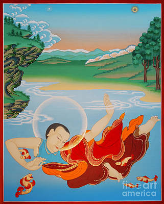 Odren Pelgi Wangchuk Poster
