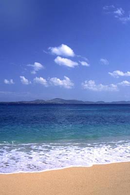 Okinawa Beach 8 Poster
