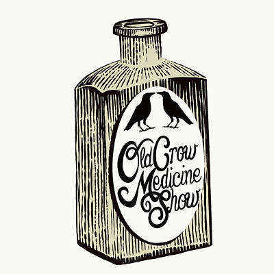 Old Crow Medicine Show Tonic Poster