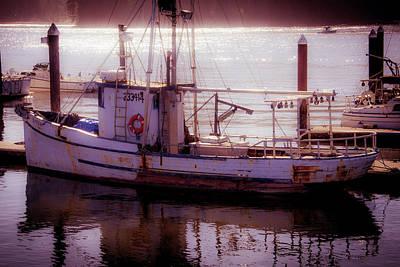 Old Ester Dockside Poster