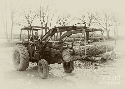 Old Massey 185  Poster by Rob Hawkins
