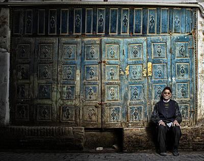 Old Poster by Mohammad Reza Akhoondi