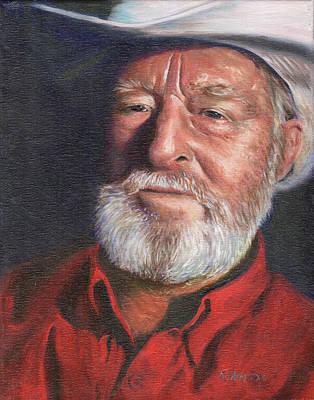 Old Ranger Poster