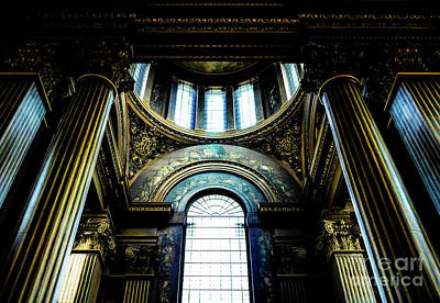 Old Royal Naval College 2 Poster by Lexa Harpell