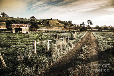 Old Wooden Shed Poster by Jorgo Photography - Wall Art Gallery