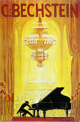 On Stage Poster by Jon Neidert